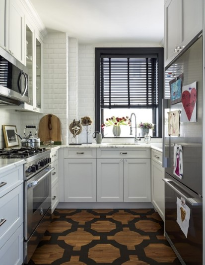 Desain Dapur Cantik Bergaya Kontemporer