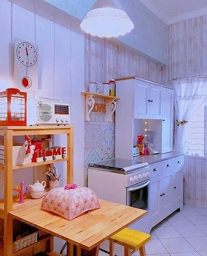 Desain Dapur Cantik Dan Elegan