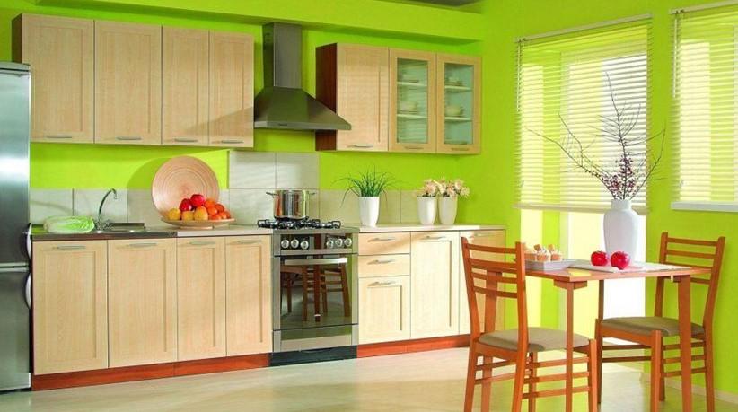 Desain Dapur Cantik Dari Kayu