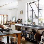 Desain Dapur Cantik Konsep Industrial