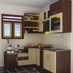 Desain Dapur Cantik Mungil