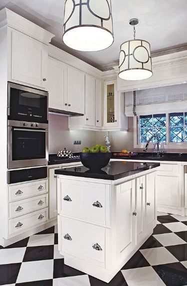 Desain Dapur Cantik yang Mungil