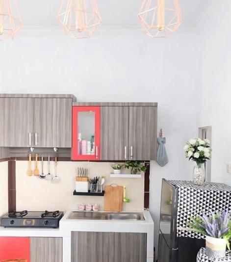 Desain Dapur Idaman Sederhana