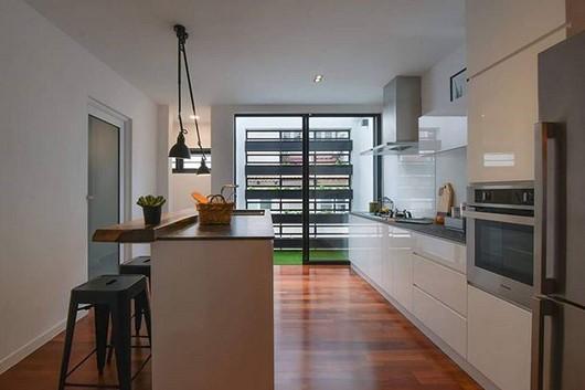 Desain Dapur Kecil Dan Cantik