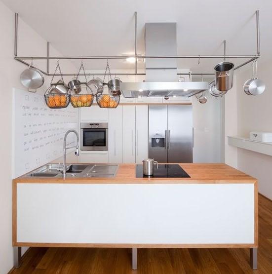 Desain Dapur Kering Minimalis