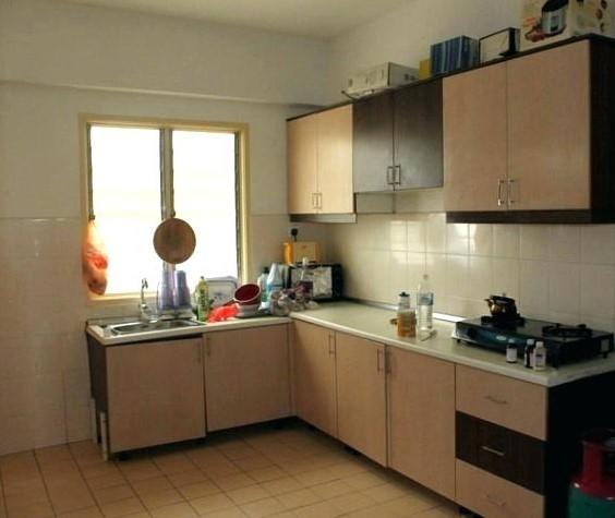 Desain Dapur L Minimalis