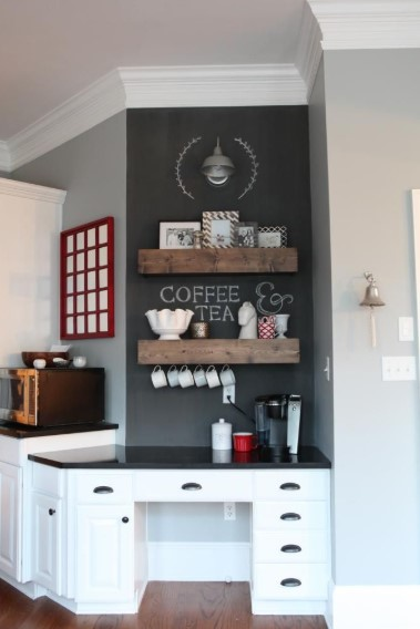 Desain Dapur Minimalis Ala Cafe