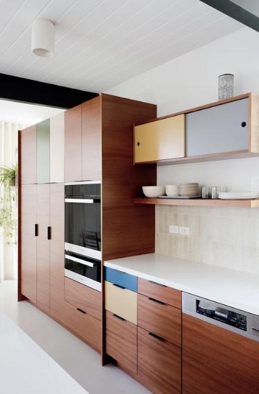Desain Dapur Minimalis Kayu