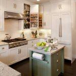 Desain Dapur Minimalis Kecil Untuk Ruang Sempit