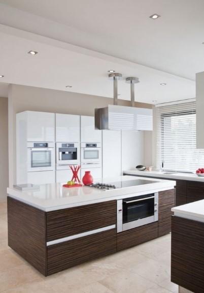 Desain Dapur Minimalis Mewah