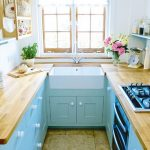 Desain Dapur Minimalis Sederhana Ukuran 2x2