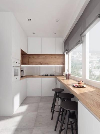 Desain Dapur Minimalis Sempit
