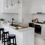 Desain Dapur Sederhana Bar