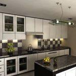 Desain Dapur Sederhana Elegan