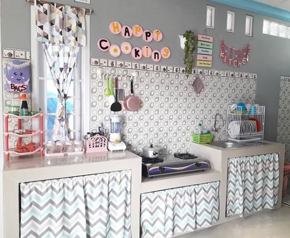 Desain Dapur Sederhana Indah