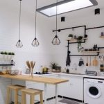 Desain Dapur Sederhana Minimalis Modern