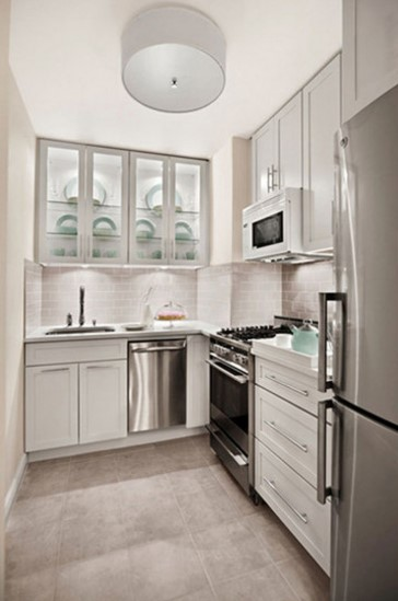 Desain Dapur Sederhana Modern