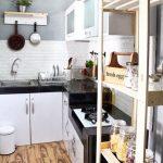 Desain Dapur Sederhana Nan Cantik