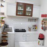Desain Dapur Sederhana Rapi