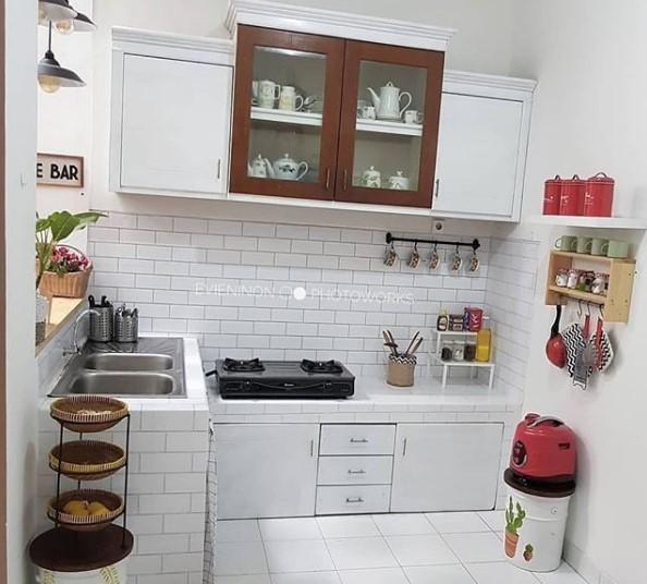 Desain Interior Dapur Sederhana Dan Murah