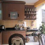 Desain Dapur Sederhana Terbuka