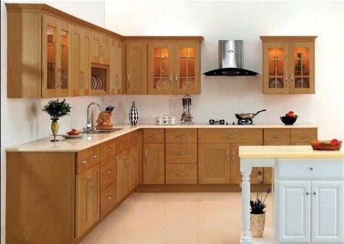 Desain Dapur Sederhana Tradisional