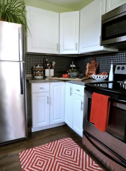 Desain Dapur Sederhana Type 36