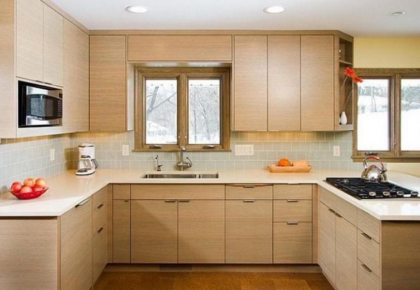 Desain Dapur Sederhana Ukuran 3x3