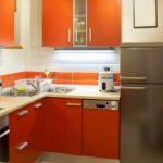 Desain Dapur Sederhana Ukuran Kecil