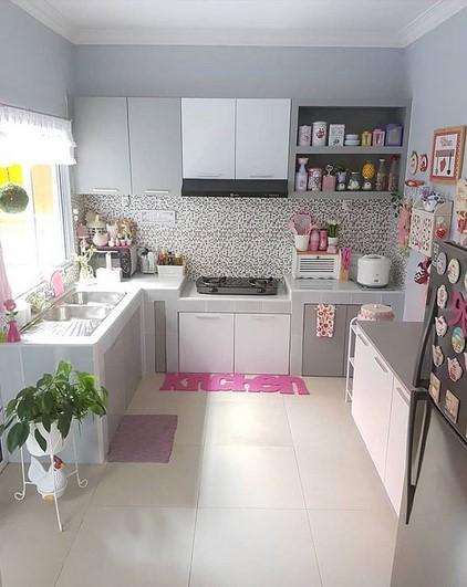 25 Desain Dapur Sempit Minimalis Sederhana Terbaru 2020