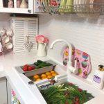 Desain Dapur Sempit Modern