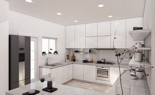 Desain Interior Dapur Cantik