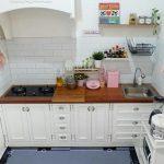 Desain Interior Dapur Minimalis Sederhana