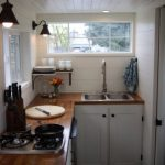 Desain Interior Dapur Minimalis Ukuran 1x1