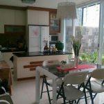 Desain Interior Dapur Terbuka