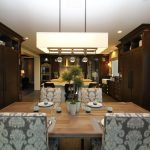 Desain Interior Ruang Makan Mewah