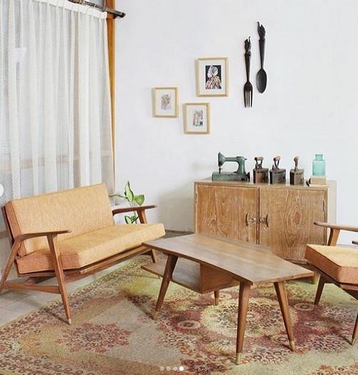 √ 15 Desain Ruang Tamu Klasik Minimalis Sederhana [2019]
