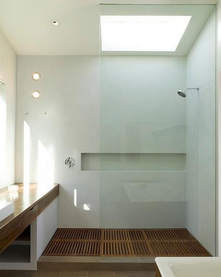 Desain Kamar Mandi Kecil Tanpa Bathup