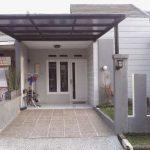 Desain Kanopi Teras Depan Rumah