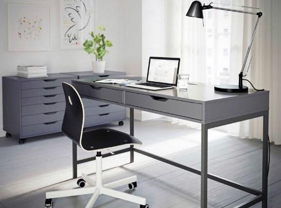 Desain Meja Kerja Minimalis The Covest Desk