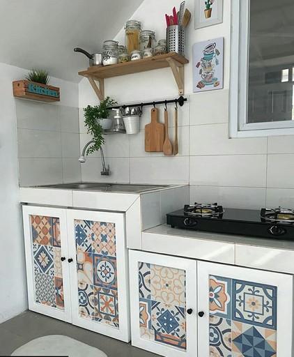 Desain Ruang Dapur Minimalis Modern