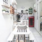 Desain Ruang Makan Dan Dapur Kecil Minimalis
