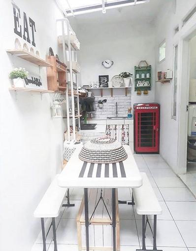 91 Foto Desain Ruang Makan Kecil Yang Bisa Anda Contoh