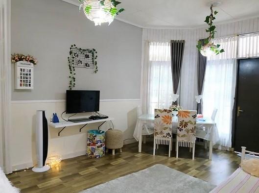 Desain Ruang Makan Kecil Cantik