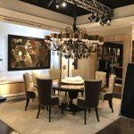 Desain Ruang Makan Mewah dan Elegan