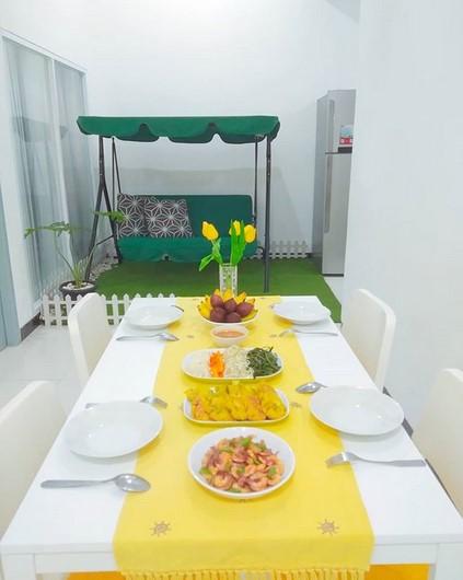 Desain Ruang Makan Minimalis Mewah