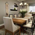 Desain Ruang Makan Rumah Mewah
