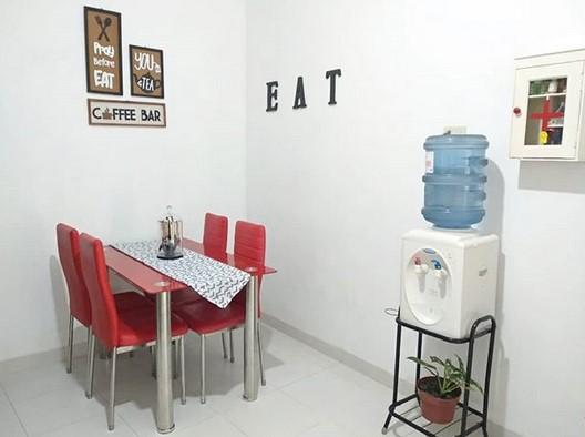 Desain Ruang Makan Ukuran Kecil