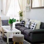 Desain Ruang Tamu Kecil Dan Mewah