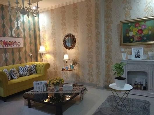 Desain Ruang Tamu Kecil Klasik